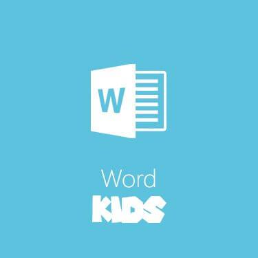 Word 2016 Kids