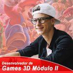 DESENVOLVEDOR DE GAMES 3D sem logo